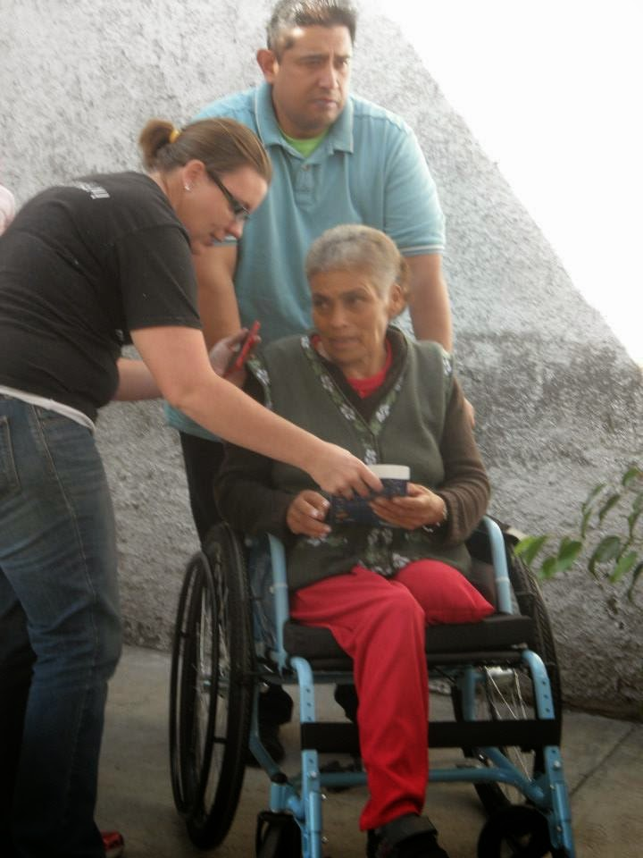 Wheelchair Donation Request – Mexico Matters