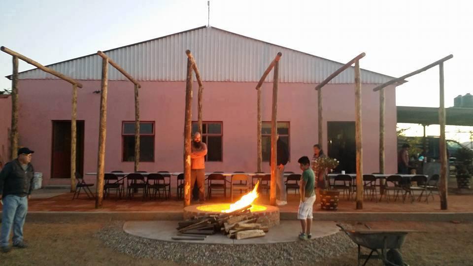 fire oaxaca